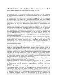 Pressebericht - Akademie für Zahnärztliche Fortbildung Karlsruhe