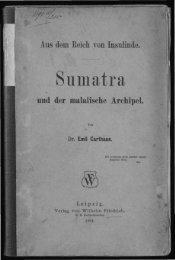 Sumatra - Acehbooks.org