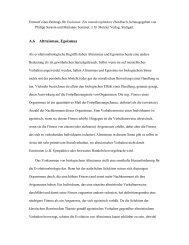A.6 Altruismus, Egoismus