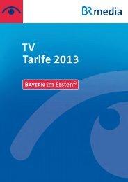 TV Tarife 2013