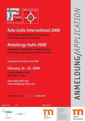 1B - Medical Fair India