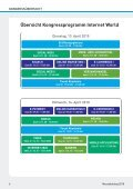 Messekatalog & Kongressprogramm - Internet World - Page 6