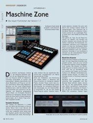 Maschine Zone - MUSIC STORE professional