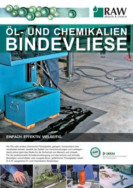 ÖL- UND CHEMIKALIEN - RAW Handel und Beratungs GmbH