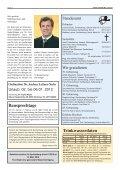 Aus dem Inhalt - Senftenberg Aktuell - Seite 2