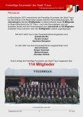 Tätigkeitsbericht 2007 - Freiwillige Feuerwehr der Stadt Traun - Page 6