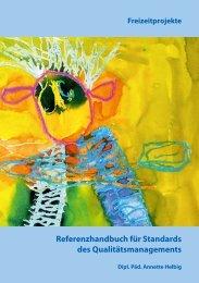 Referenzhandbuch für Standards des Qualitätsmanagements - ISP ...