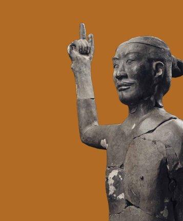 Die Terrakottamänner und ihre Rollen - Qin