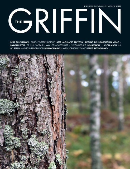 PDF download - The Griffin - UPM