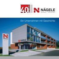 Folder - Nägele Wohn- und Projektbau GmbH