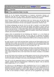 """Autor: Adolf Heller Thema: Vom """"unsterblichen Problem ... - Kahal.De"""