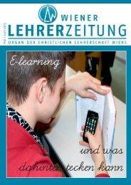 e - Christliche Lehrerschaft Wiens