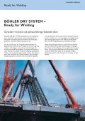 Böhler Dry System, garantiert trockene Elektroden - Böhler Welding - Seite 3