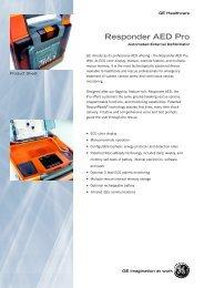 Responder AED Pro