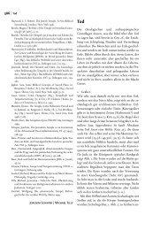 Tod - Bibel in gerechter Sprache