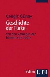 Die Geschichte der Türkei. Von den Anfängen der ... - Die Onleihe