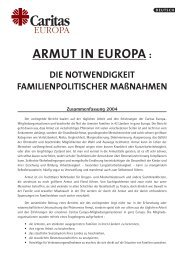 4 pages DEUTSCH 4 - Caritas-Europa