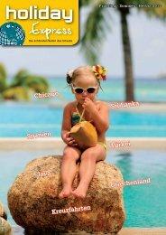 Jetzt lesen! - Holiday Express