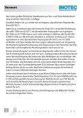 und Sicherheitsbeleuchtung - INOTEC Sicherheitstechnik GmbH - Seite 7