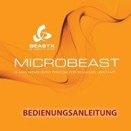 Anleitung - beastx