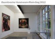 Bilder und Rede zur Ausstellung - Petra Ottkowski