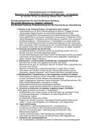 Referat zur Illegalität von Conni Gunßer - Flüchtlingsrat Hamburg