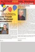Programm - Altstadtfest Nienburg - Stadt Nienburg/Weser - Seite 4