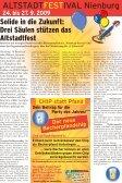Programm - Altstadtfest Nienburg - Stadt Nienburg/Weser - Seite 5
