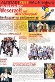Programm - Altstadtfest Nienburg - Stadt Nienburg/Weser - Seite 7