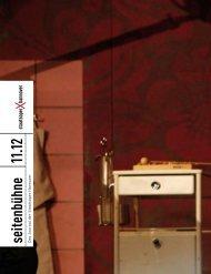 seitenbühne Nr. 16 - Staatsoper Hannover