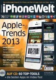 iPhone Welt Issue 02 - Februar/Marz 2013