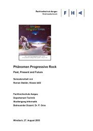 Phänomen Progressive Rock Past, Present and Future - frank-oertel ...