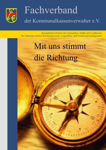 Imagebroschüre - kassenverwalter.de