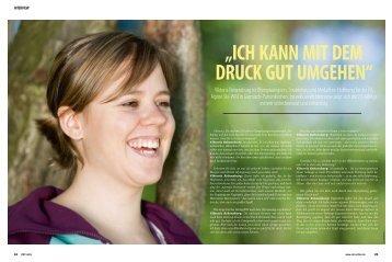 Das Interview mit Viktoria Rebensburg finden Sie hier.