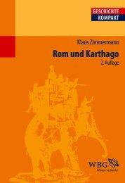 Leseprobe zum Titel: Rom und Karthago - Die Onleihe