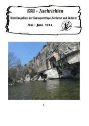 Heft 3-2013 - Kanusportring.de