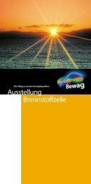 Wasserstoff und Brennstoffzellen - Die Broschüre zur Ausstellung ...