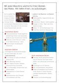 Maschinen- und Kaskoversicherung - Seite 2
