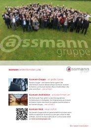 assmann sonderinformation_jul12 - Assmann Gruppe