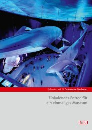 Einladendes Entree für ein einmaliges Museum - emco bau