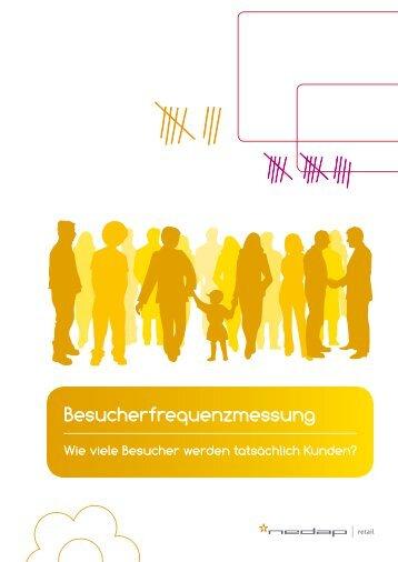 Broschüre Besucherfrequenzmessung - Nedap Retail