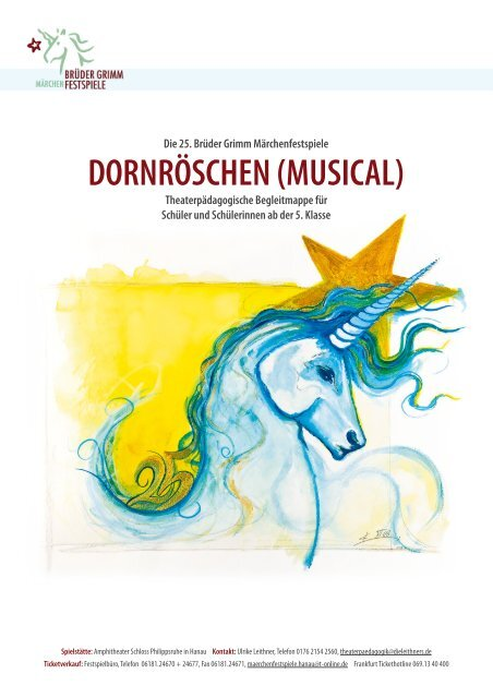 Dornröschen Musical Christian Leithner
