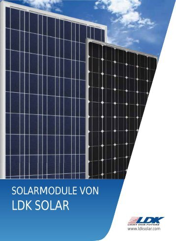 Datenblatt - Tenten Solar