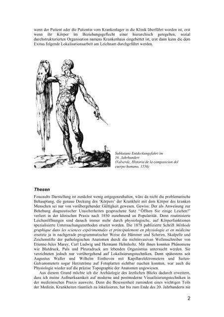 Die Automatisierung des ärztlichen Blicks - Technikgeschichte der ...