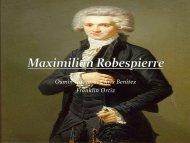 Maximilian Robespierre - Camino Nuevo High School