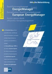 EnergieManager European EnergyManager - BSO Poing