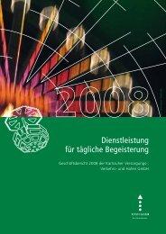 Dienstleistung für tägliche Begeisterung - Stadtwerke Karlsruhe
