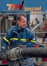 ISSN-0931-5659 34. Jahrgang - THW Journal Bayern