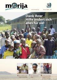 Zeitung Januar 2009 - Morija