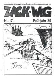 Nr.17 Frühjahr'89 - SRC Bonn